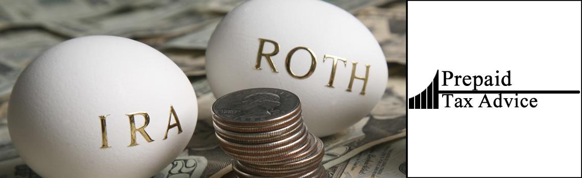 IRA VS Roth